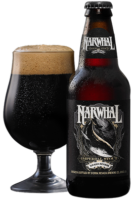 Review : Sierra Nevada Narwhal Imperial Stout