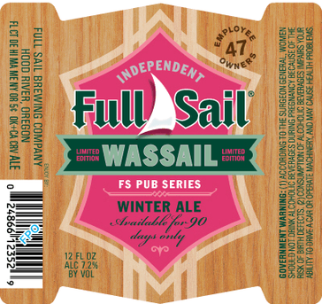 Review : Full Sail Wassail