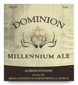 Review : Dominion Millennium Ale