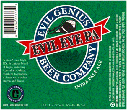 Review : Evil Genius Evil Eye PA