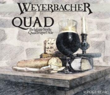 Review : Weyerbacher Quad