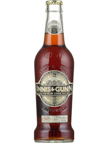 Review : Innis & Gunn Rum Cask