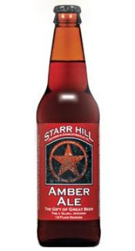 Review : Starr Hill Amber Ale