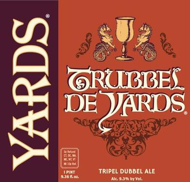 Review : Yards Trubbel de Yards