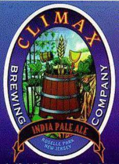 Review :  Climax IPA