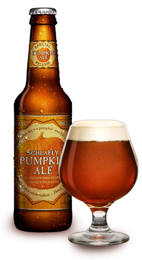 Review :  Schlafly Pumpkin Ale