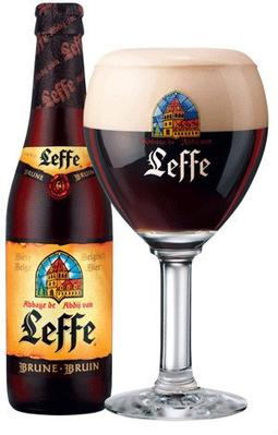 Review :  Leffe Brune