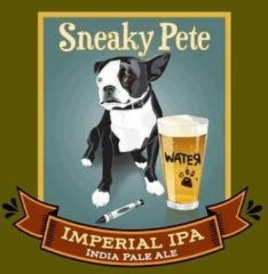 Review: Laughing Dog Sneaky Pete Imperial IPA