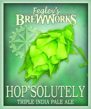 Review: Fegleys Brew Works HopSolutely