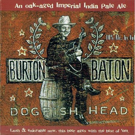 Review : Dogfish Head Burton Baton