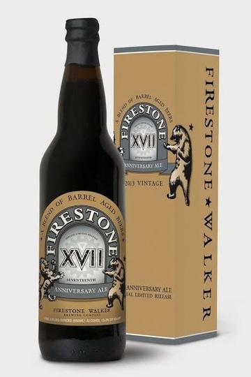 Review : Firestone Walker XVII 17th Anniversary Ale