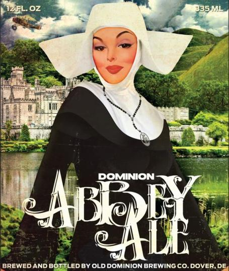 Review : Dominion Abbey Ale