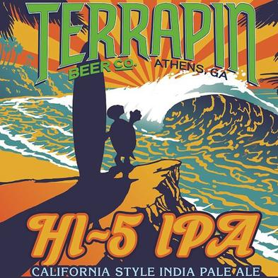 Review : Terrapin Hi-5 IPA