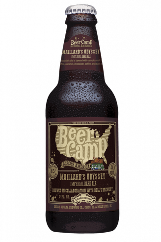 Review : Sierra Nevada - Bells Beer Camp Maillard's Odyssey