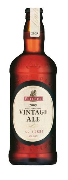 Review :  Fuller's Vintage Ale (2009)