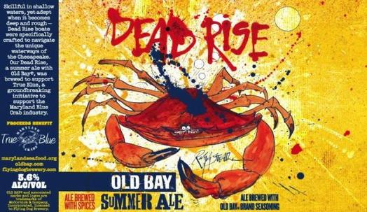 Review : Flying Dog Dead Rise