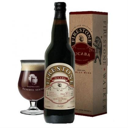 Review :  Firestone Walker Sucaba 2014
