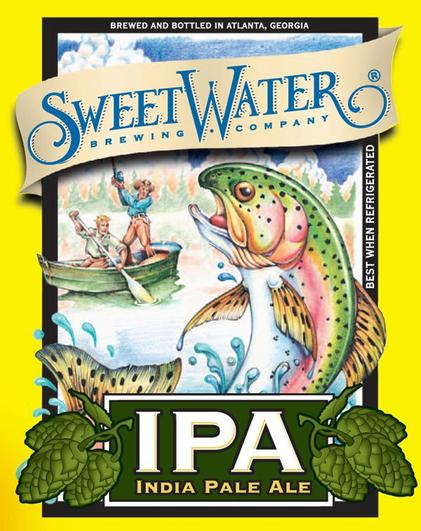 Review : Sweetwater IPA