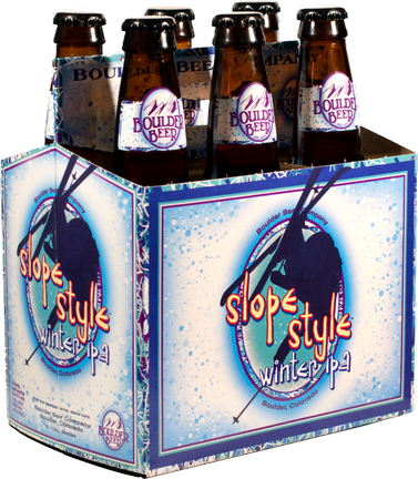 Review : Boulder Beer Slope Style