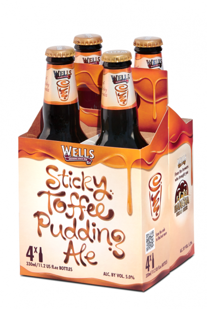 Review : Wells Sticky Toffee Pudding Ale