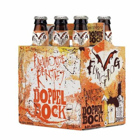 Review :Flying Dog Brewhouse Rarities Doppelbock