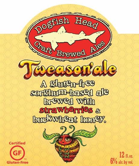 Review : Dogfish Head Tweason'Ale