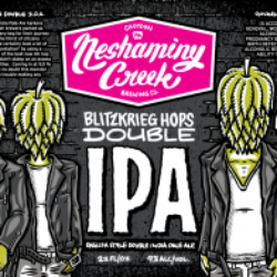 Review : Neshaminy Creek Blitzkrieg Hops