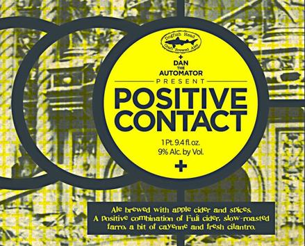 Review : Dogfish Head Positive Contact