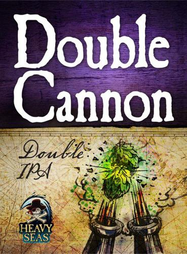 Review :  Heavy Seas Double Cannon