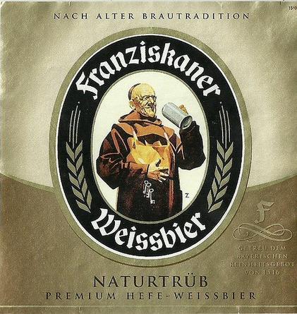 Review :  Franziskaner Weissbier