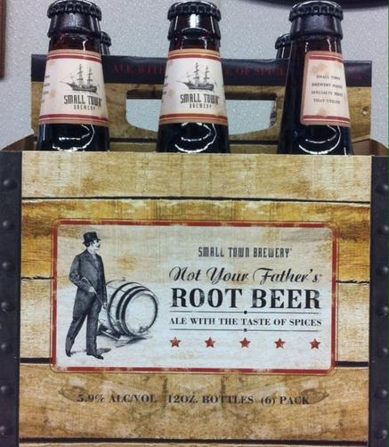 Review :  Small Town Not Your Father's Root Beer