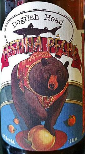 Review :  Dogfish Head Festina Peche