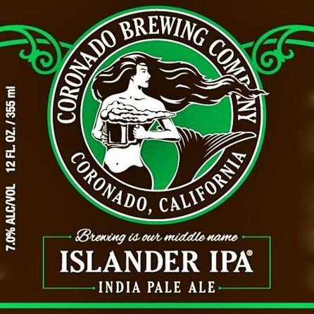 Review :  Coronado Islander IPA