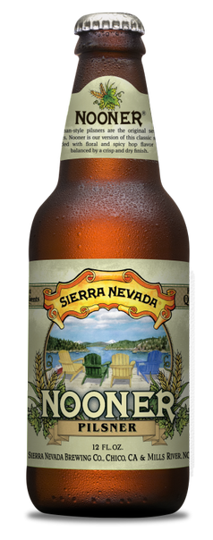 Review :  Sierra Nevada Nooner Pilsner
