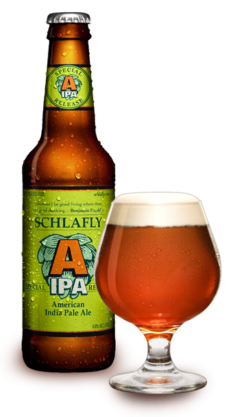 Review :  Schlafly American IPA