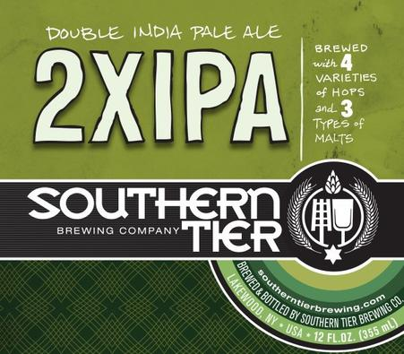 Review : Southern Tier 2XIPA
