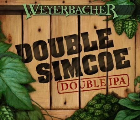 Review : Weyerbacher Double Simcoe IPA