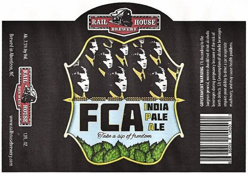 Review : Railhouse FCA IPA