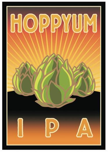 Review : Foothills Hoppyum IPA