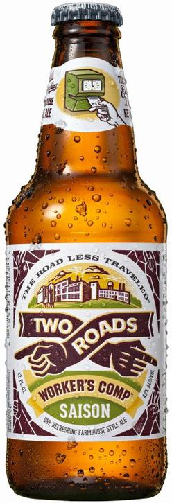 Review : Two Roads Worker's Comp Saison