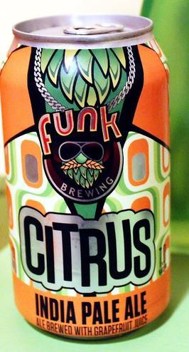 Review : Funk Citrus a India Pale Ale