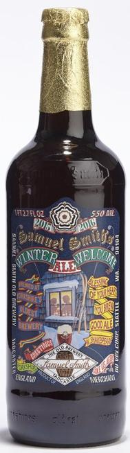 Review : Samuel Smiths Winter Welcome Ale