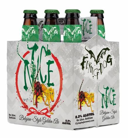 Review : Flying Dog Nice