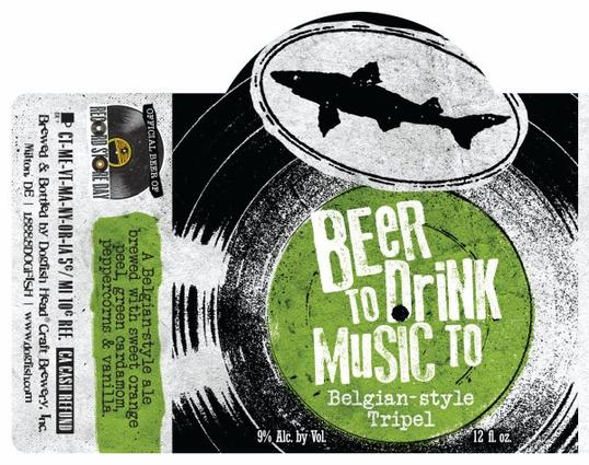 Review : Dogfish Head Beer To Drink Music To