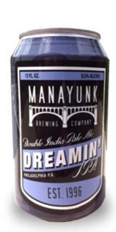 Review : Manayunk Dreamin' Double IPA