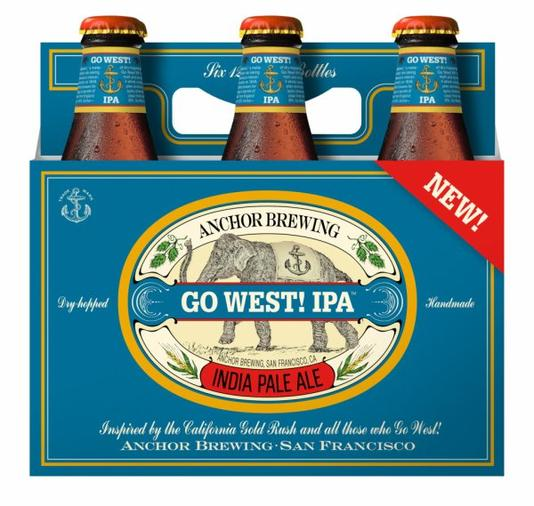 Review : Anchor Go West! IPA