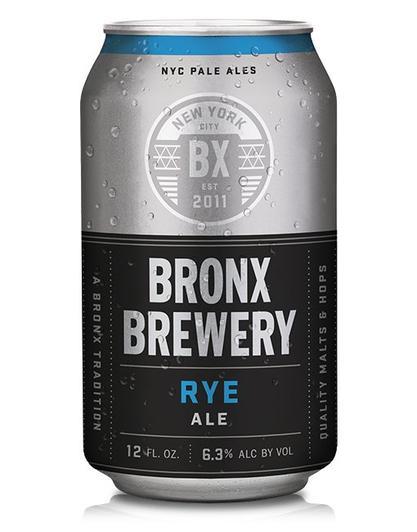 Review : Bronx Rye Pale Ale