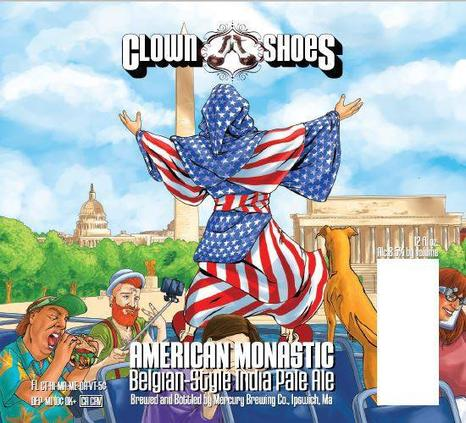 Review : Clown Shoes American Monastic