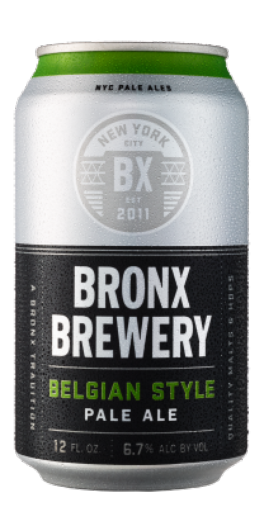 Review : Bronx Belgian Pale