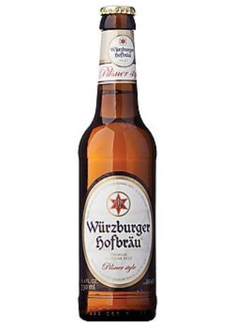 Review : Würzburger Hofbräu Premium Pilsner